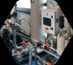 Skid de pressurisation NanoBull XS