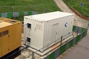 Traitement de l'H2S à l'aide d'un PolyBull à Porte-Maillot