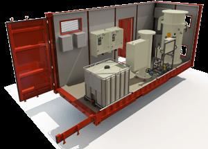 Modélisation 3D de l'intérieure d'un MobiCell